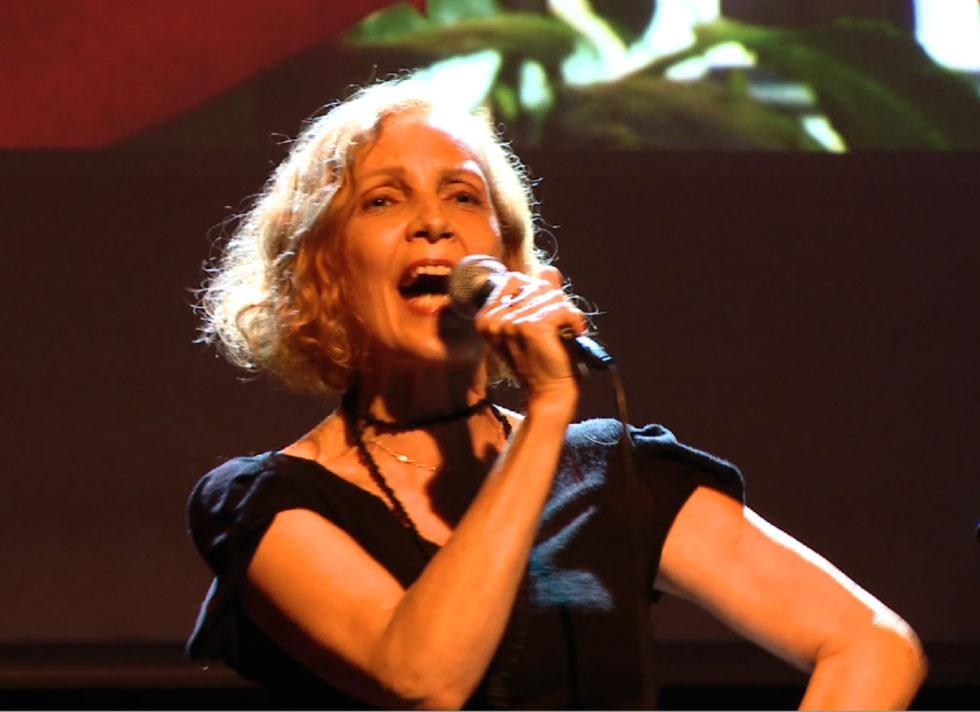 Dagmar Aigner - Sängerin