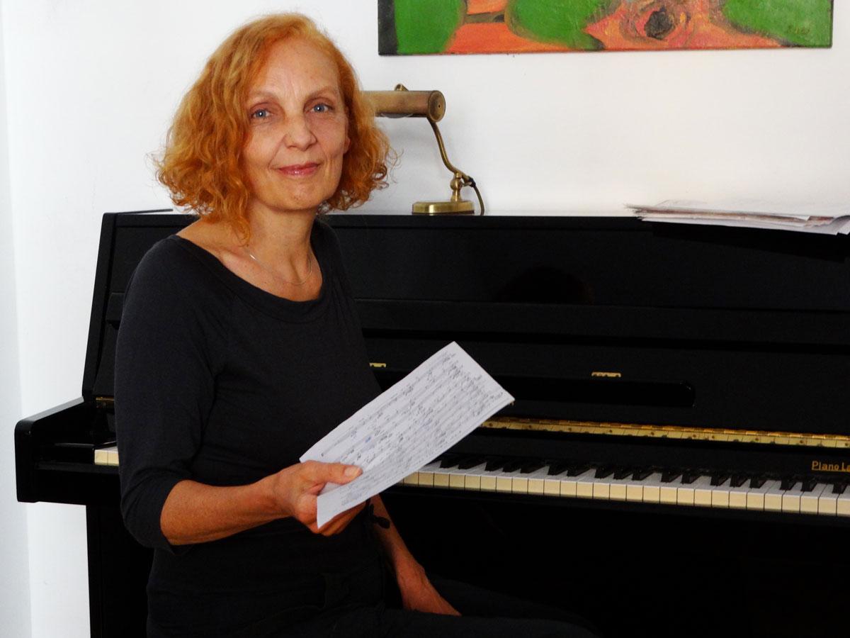 Dagmar Aigner - Gesangsunterreicht München